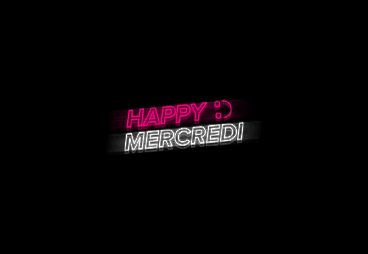 Happy Mercredi