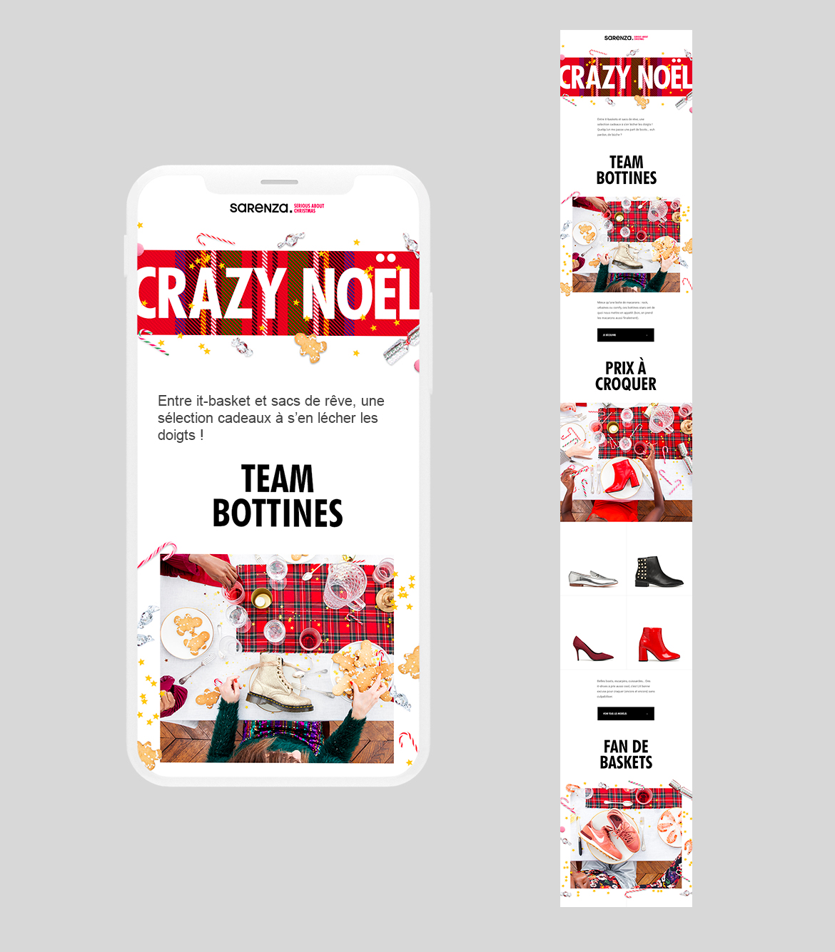 Newsletter Crazy Noël