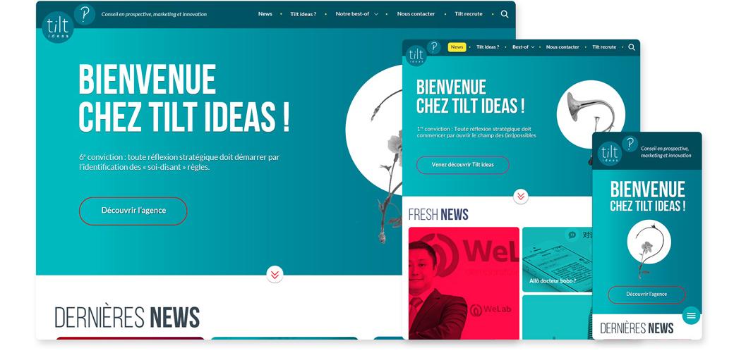 Tilt Ideas